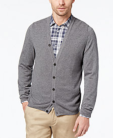 Daniel Hechter Paris Men's Essential Classic-Fit Cardigan