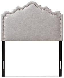Barrer Twin Headboard, Quick Ship
