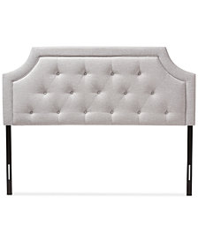 Carran Queen Headboard, Quick Ship