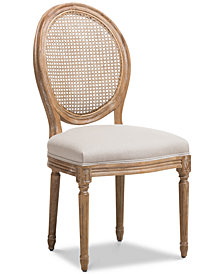 Randee Dining Chair, Quick Ship