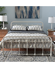 Arden Metal Bed Collection, Quick Ship