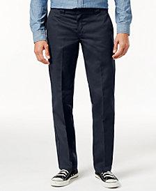 Dickies Men's Slim-Straight Fit Work Pants