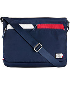 Tommy Hilfiger Men's City Messenger Bag