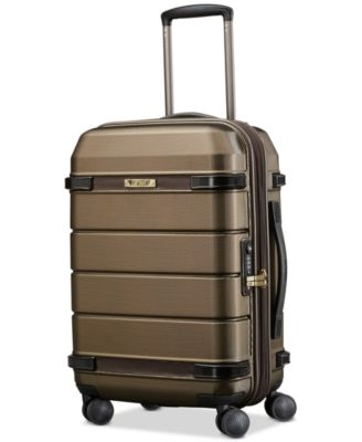 """Century 21"""" Hardside Expandable Carry-On Spinner Suitcase"""