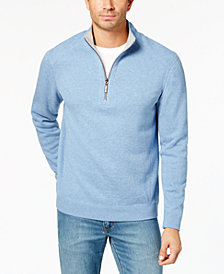 Tommy Bahama Men's Reversible Flip-Side Classic Sweatshirt