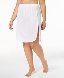 "Women's ® Plus Sizes ""Daywear Solutions"" 360 Half Slip 11860"