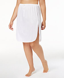 "Vanity Fair Women's ® Plus Sizes ""Daywear Solutions"" 360 Half Slip 11860"
