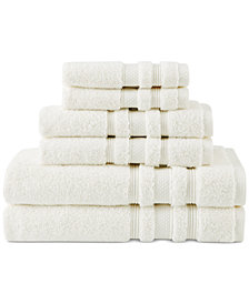 "CLOSEOUT! Charisma Luxe 30"" x 58"" Cotton Bath Towel"