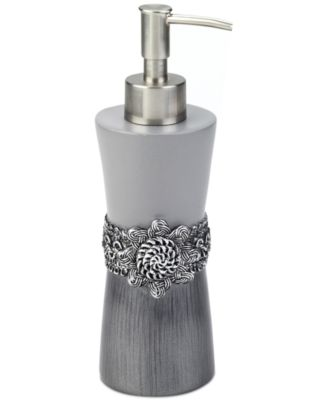 Braided Medallion Granite Lotion Pump