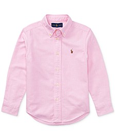 Toddler Boys Blake Oxford Shirt
