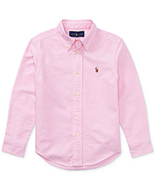 Polo Ralph Lauren Toddler Boys Blake Oxford Shirt