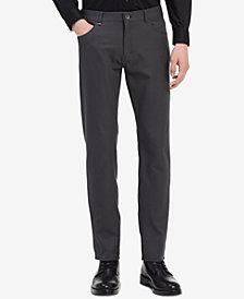 Calvin Klein Men's Infinite Tech 5-Pocket Slim-Fit Pants