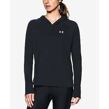 Under Armour Charged Cotton Tri-Blend Womens Hoodie