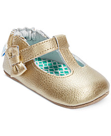Robeez Glamour Grace Mary-Jane Shoes, Baby & Toddler Girls