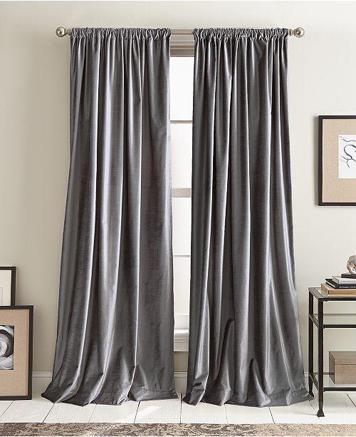 DKNY Velvet Curtain Collection