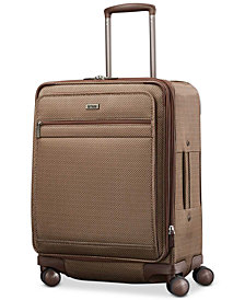 "Hartmann Century 21"" Expandable Carry-On Spinner Suitcase"