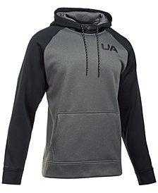 Under Armour Men's Armour Fleece Colorblocked Hoodie