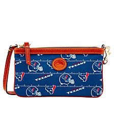 Dooney & Bourke Houston Texans Nylon Wristlet