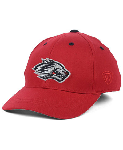 Top of the World Boys' New Mexico Lobos Onefit Cap