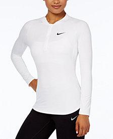 NikeCourt Dri-FIT Pure Tennis Top
