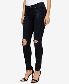 Lucky Brand Brooke Distressed Jeggings