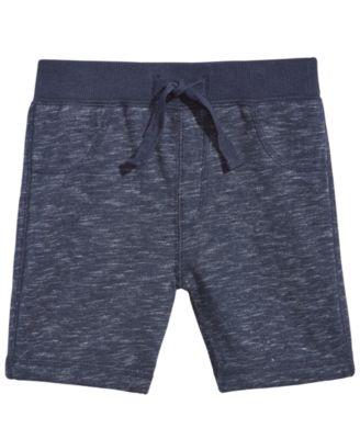 Marled Shorts, Baby Boys, Created for Macy's