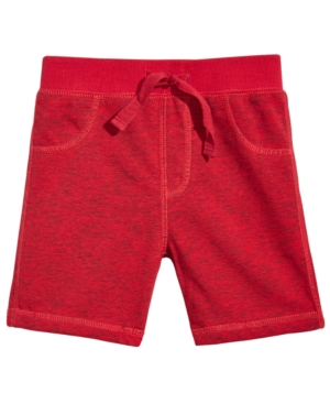 First Impressions Marled Shorts Baby Boys (024 months) Created for Macys