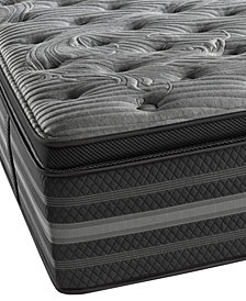 "Beautyrest Black Neale 18.5"" Ultra Plush Pillow Top Mattress- California King"