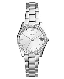 Women's Scarlette Stainless Steel Bracelet Watch 32mm