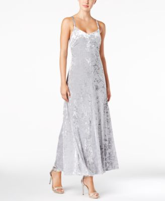 Silver dress pictures
