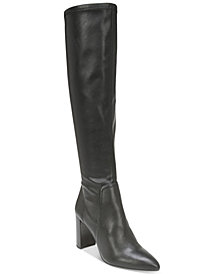Franco Sarto Kolette Block-Heel Tall Boots