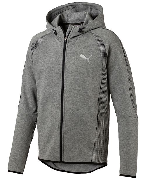 cf9b3177c90c6 Puma Men's warmCELL Zip Hoodie & Reviews - Hoodies & Sweatshirts ...