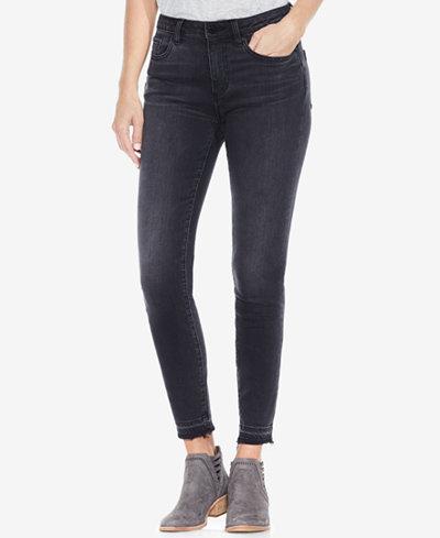 Vince Camuto Released-Hem Skinny Jeans