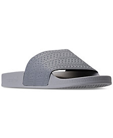 adidas Men's Adilette Slide Sandals from Finish Line