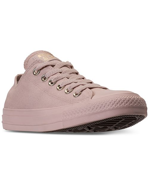 6d6245c54d96 ... Converse Women s Chuck Taylor Ox Casual Sneakers from Finish Line ...
