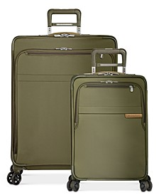Baseline Softside Luggage Collection