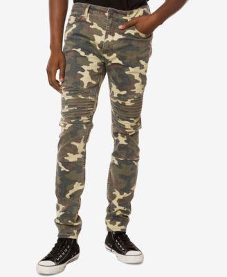 Skinny jeans khaki mens