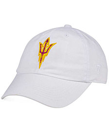 Top of the World Women's Arizona State Sun Devils White Glimmer Cap