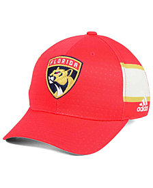 adidas Florida Panthers 2017 Draft Structured Flex Cap