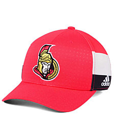 adidas Ottawa Senators 2017 Draft Structured Flex Cap