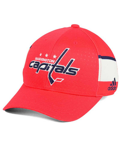 adidas Washington Capitals 2017 Draft Structured Flex Cap