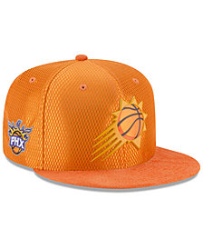 New Era Phoenix Suns On Court Reverse 9FIFTY Snapback Cap