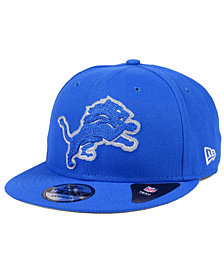 New Era Detroit Lions Chains 9FIFTY Snapback Cap