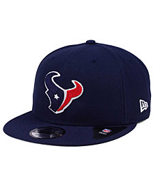 New Era Houston Texans Chains 9FIFTY Snapback Cap