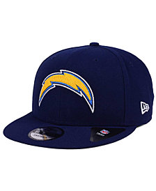 New Era Los Angeles Chargers Chains 9FIFTY Snapback Cap