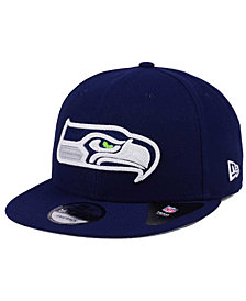 New Era Seattle Seahawks Chains 9FIFTY Snapback Cap