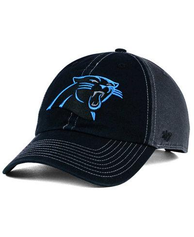 '47 Brand Carolina Panthers Transistor CLEAN UP Cap