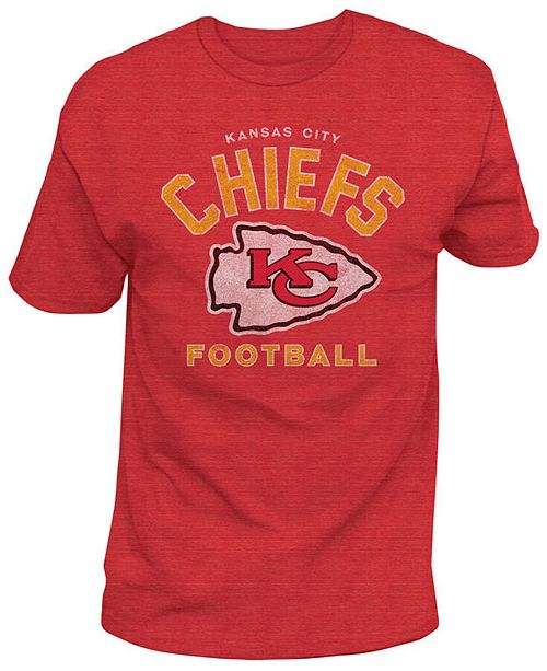 Authentic NFL Apparel Men s Kansas City Chiefs Midfield Retro T ... faffb75ee