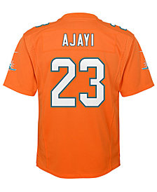 Nike Jay Ajayi Miami Dolphins Color Rush Jersey, Big Boys (8-20)