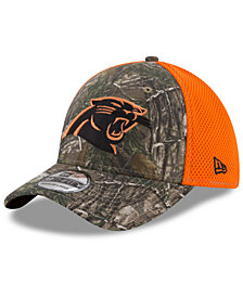 New Era Carolina Panthers Realtree Hunter Neo 39THIRTY Cap